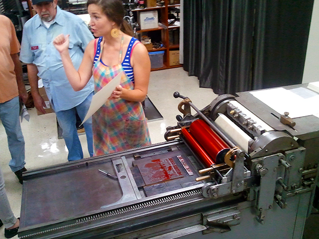 VanderCook Demo
